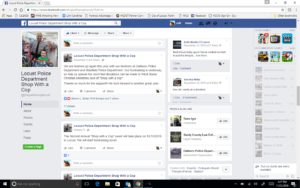LPD SHOP WITH A COP FACEBOOK